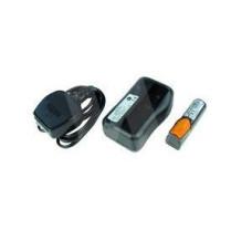 Запасной аккумулятор с зарядным устройством