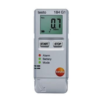 Testo 184 G1 | Логгер температуры, влажности, ударной нагрузки (0572 1846)