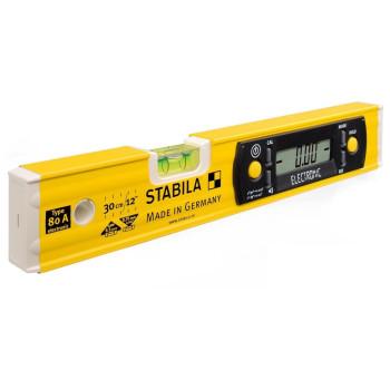 Stabila 80A electronic 30 | Уровень электронный (17323)