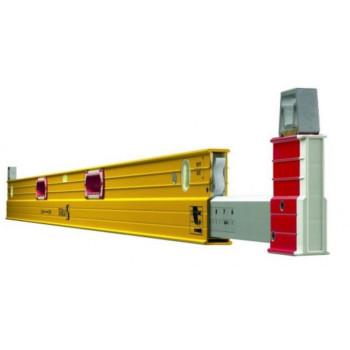 Stabila тип 106T, 213-376 см | Уровень строительный (17709)