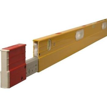 Stabila тип 106TM, 186-318 см | Уровень строительный