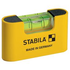 Stabila Pocket Basic (1гориз., точн. 1мм/м) | Уровень