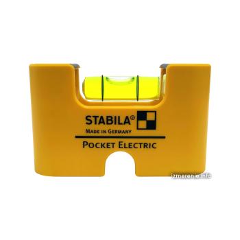 Stabila Pocket Electric   Уровень строительный (17775)