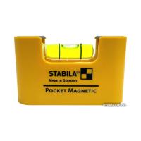 Stabila Pocket Magnetic | Уровень строительный (17774)