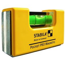 Stabila Pocket Pro Magnetic | Уровень строительный