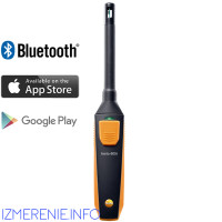 Testo 605i | Термогигрометр c Bluetooth