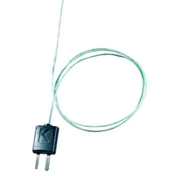Гибкая термопара с адаптером, стекловолокно, длина 800 мм (0602 0644)