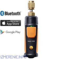 Testo 549i | Манометр высокого давления с Bluetooth (0560 1549)