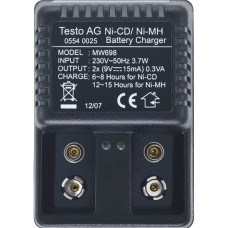 Внешнее зарядное устройство для 9 В аккумулятора - Зарядное устройство для аккумулятора