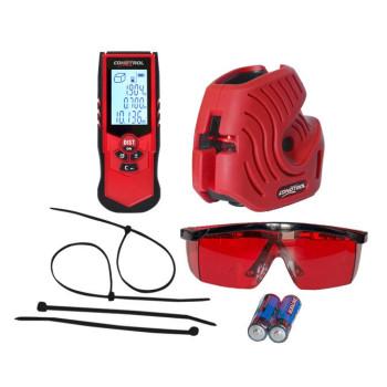 Сondtrol X-Kit New (EFX + X1 Plus) | Нивелир лазерный + дальномер