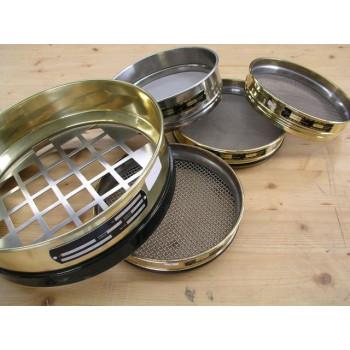 Комплект сит №3: для песка и щебня КСИ | 0,16-40 мм