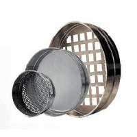 Комплект сит №6: для песка с квадратной ячейкой | 0,125-8 мм