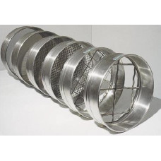 Комплект сит №8: для шлакового щебня с квадратной ячейкой | 4-63 мм