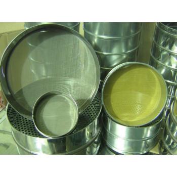 Комплект сит №14: для цемента, мин.порошка ЛО-251 | 0,071-1,25 мм