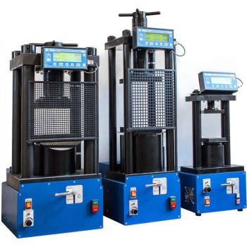 ПГМ-2000МГ4 | Пресс испытательный гидравлический малогабаритный