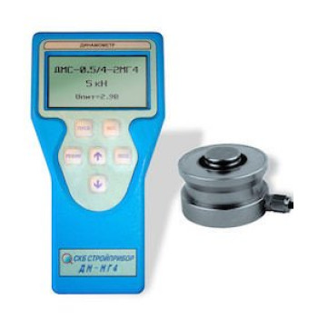 ДМС-МГ4 - Исп. 1 | Электронный динамометр сжатия