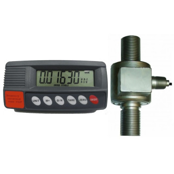 АЦДР - Исп. 6 | Динамометр электронный на растяжение