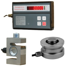 АЦДУ | Динамометр электронный универсальный на растяжение и сжатие