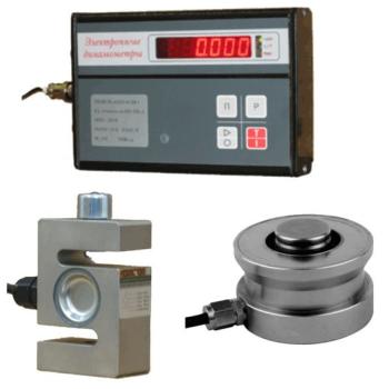АЦДУ - Исп. 1 | Динамометр электронный универсальный на растяжение и сжатие