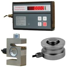 АЦДУ - Исп. 2 | Динамометр электронный универсальный на растяжение и сжатие