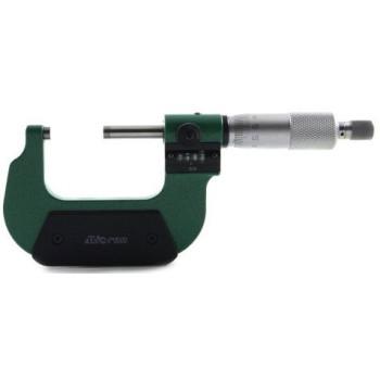 МКЦМ-75 0.01 | Микрометр гладкие с механическим бегунком