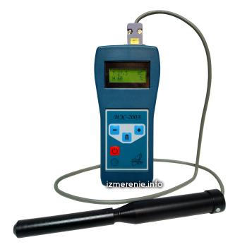 МЭС-200А | Метеометр (термоанемометр)