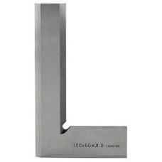 Угольник УЛП 160х100 | поверочный лекальный плоский
