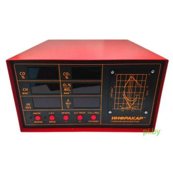 Инфракар 12Т | Газоанализатор 2 класса точности