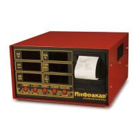 Инфракар 12 | Газоанализатор 2 класса точности