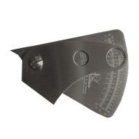 WG9 | Универсальный калибр для сварных швов со считывающим окном