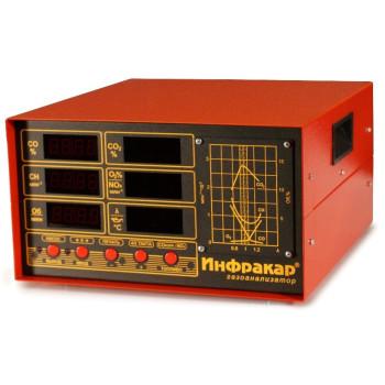 Инфракар 5М4 | Газоанализатор 00 класса точности