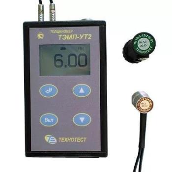 ТЭМП-УТ2 | Толщиномер ультразвуковой