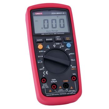 ZEN-MM21-8 | Мультиметр цифровой