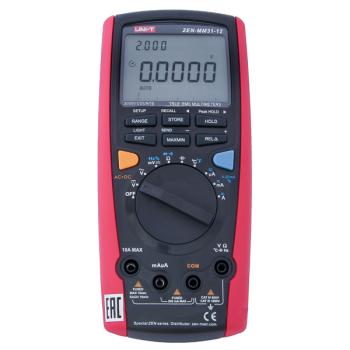 ZEN-MM31-12 | Мультиметр цифровой