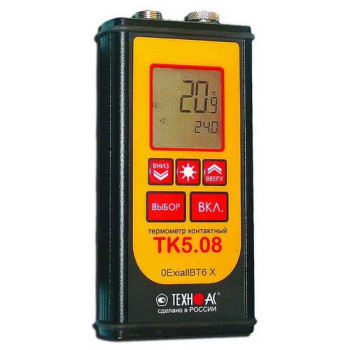 ТК-5.08 | Термометр контактный с функцией измерения относительной влажности (взрывозащищенный)