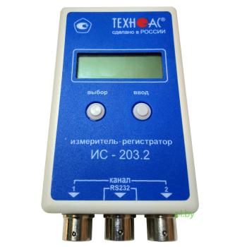 ИС-203.2 | Измеритель регистратор