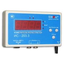 ИС-203.3   Измеритель регистратор