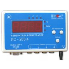 ИС-203.4 | Измеритель регистратор