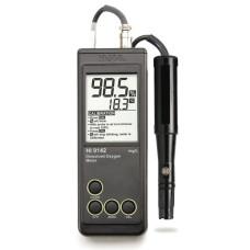 HI 9142 | Портативный влагозащищенный кислородомер