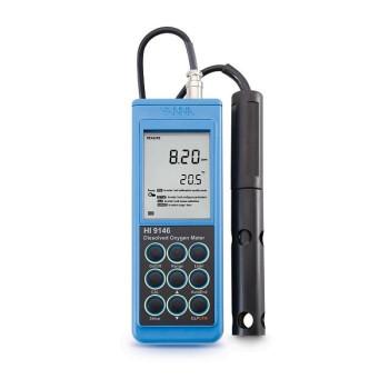 HI 9146 | Портативный влагозащищенный микропроцессорный кислородомер