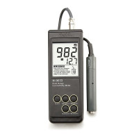 HI 9033 | Портативный влагозащищенный многодиапазонный кондуктометр с автотермокомпенсацией