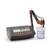 HI 2211 | Микропроцессорный рН/С-метр с автоматической калибровкой и автотермокомпенсацией