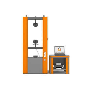 РЭМ-100-A | Машина разрывная электромеханическая