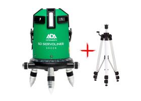ADA 6D Servoliner Green | Нивелир лазерный  (A00500)