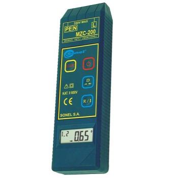 MZC-200 | Измеритель параметров цепей и электросетей