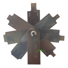 КМС-3-16 | Набор катетомеров сварщика