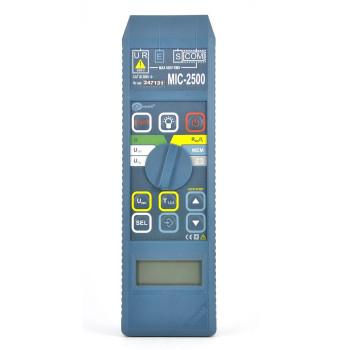 MIC-2500 | Измеритель сопротивления электроизоляции