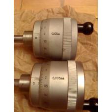 ГЛМ-502 | Головка микрометрическая