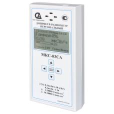МКС-03СА | Дозиметр-радиометр с самой высокой скоростью измерения