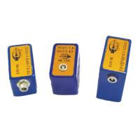 Преобразователи наклонные контактные совмещенные типа П121 (частота 1,8 МГц серии 1–3)